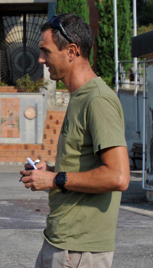 Giuseppe Gambarini profile