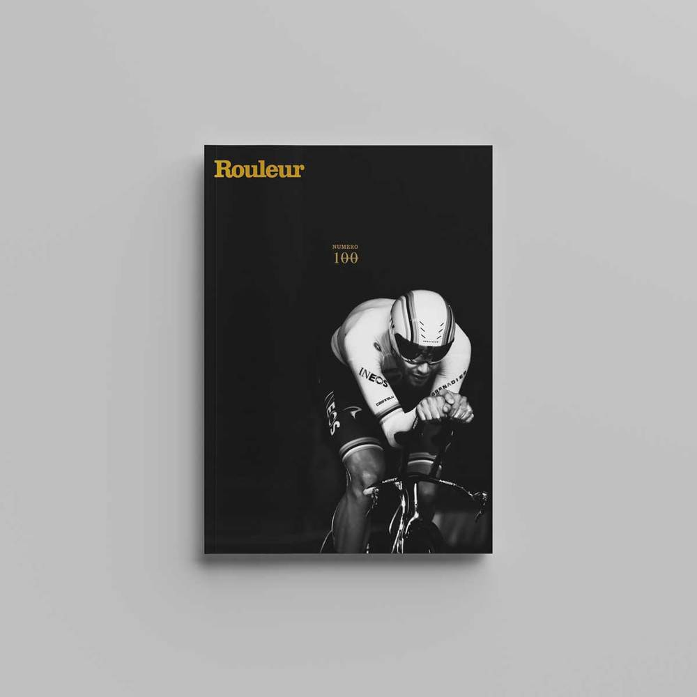 Rouleur Magazine #1 cover