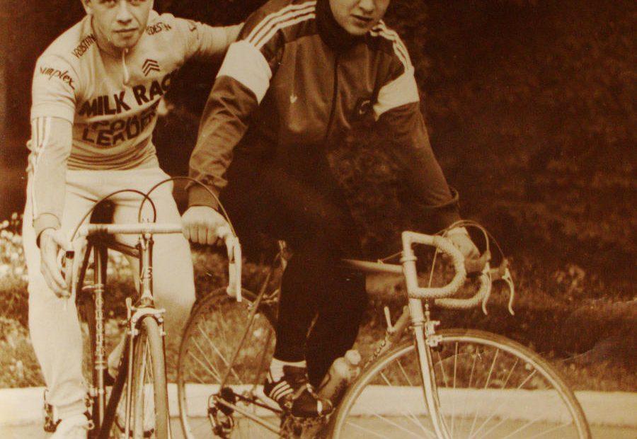 Nikoali and Anton